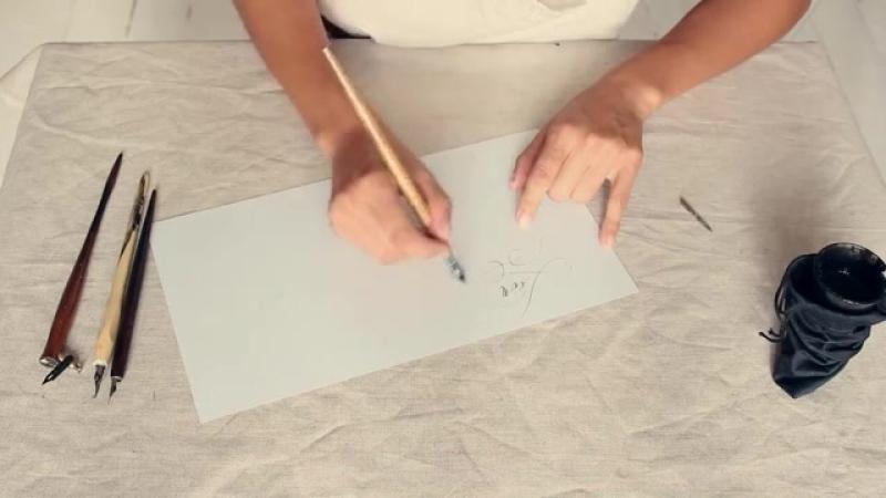 Урок 2. Как выбрать перо для каллиграфии Nikolietta Calligraphy