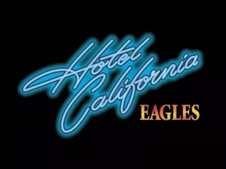Eagles - Hotel California (1977)