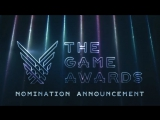 Анонс номинантов премии The Game Awards 2017