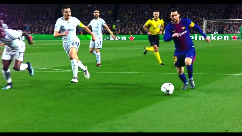 Leo Messi Goal Vs Chelsea | GB | PFV