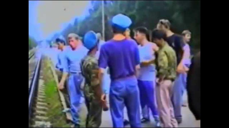 День ВДВ 2 августа 1992 Латвия. ВатноВДВ огребает!