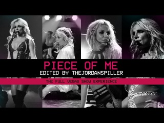 Piece Of Me | The Full Vegas Show Experience (HD 1080p) - muted Slumber Party