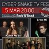 5 мая - Cyber Snake TV Fest снова в НиНо!
