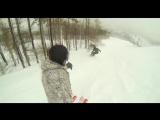 Видео-ролик с прошедшей поездки Банное и Абзаково 9-12 февраля