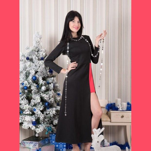 Платье трикотажное Аделис