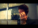 Eddie Redmayne interview in Washington, D.C.