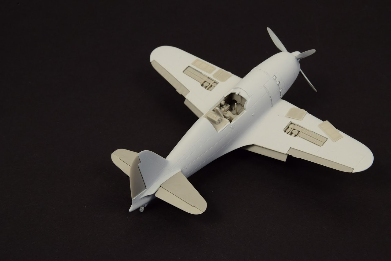 CMK 1//72 F-104C Interior Set for Revell # 7008