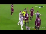 Orsato in Torino - Juve vs Orsato in Inter - Juve - - Same foul on Pjanic, different outcome..