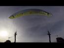 Heli on Enzo 2 _ Paragliding technical training