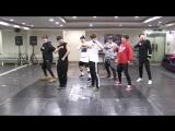방탄소년단 진격의 방탄 (Attack on BTS) Dance Practice