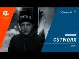 CUTWORX [ luch ] Megapolis 89.5 fm @ Pioneer DJ TV   Moscow