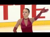 Hanna PAROSHYNA BLR - Ladies Free Skating MINSK 2017