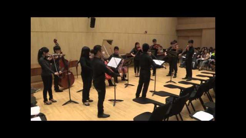 "Vivaldi Violin Concerto in D Minor Op 8 No 7 RV 242 Per Pisendel"""