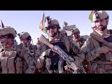 Afghan's Elite Special Forces Afghan National Army Commando Force 333 Ground Assault Force Demo