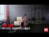 Мощная тренировка ног за 15 минут // STRONG DIVISION