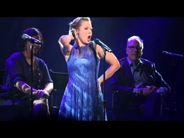 Frozen Kristen Bell Sings For The First Time In Forever Live at D23 Expo2015