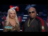 Christina Aguilera &amp Cee Lo Raise their the voice