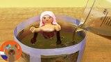 Стелла 24 часа в Кока-коле Эксперимент Playmobil Джакузи для куклы