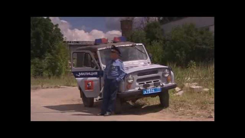 Встречная полоса (2008) 3 серия - car chase scene