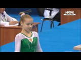 Angelina Simakova FX AA 2018 RUS Nationals