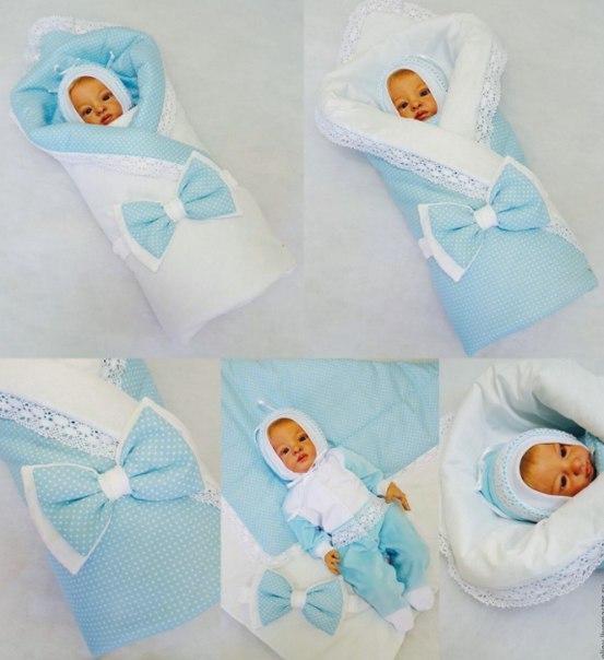 Купли конверт для новорожденной