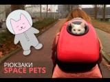 Рюкзак для животных Space Pets. Рюкзак переноска для животных