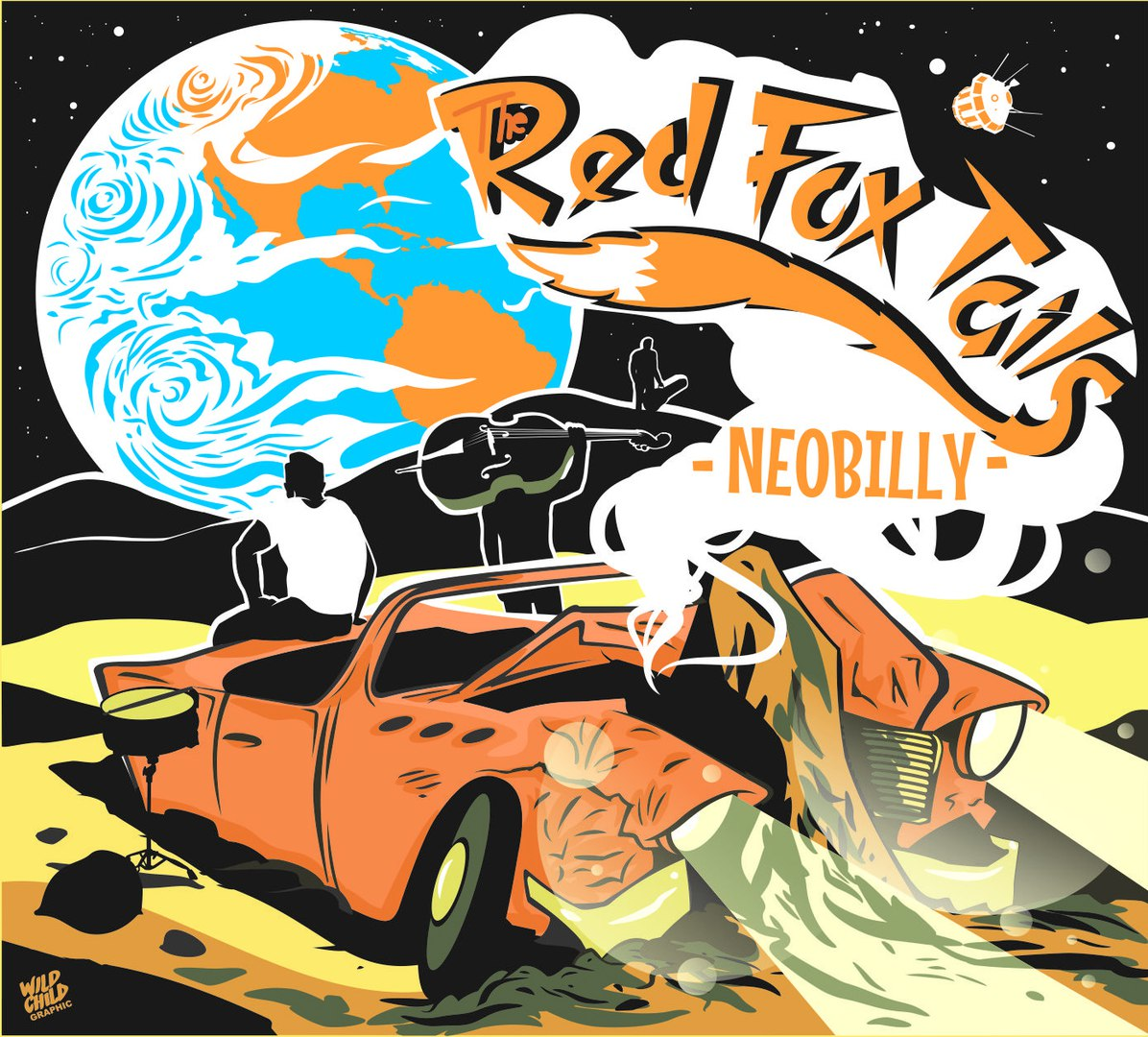 21.04 The Red Fox Tails в НЗБ баре!