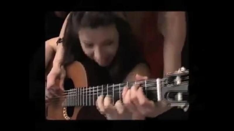 4 tissimo Guitar Quartet plays Tico Tico no Fubá