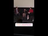 2017: Дейзи в роли интервьюера на интервью-сессии фильма «Проект Флорида» в Лос Анджелесе (29 ноября).