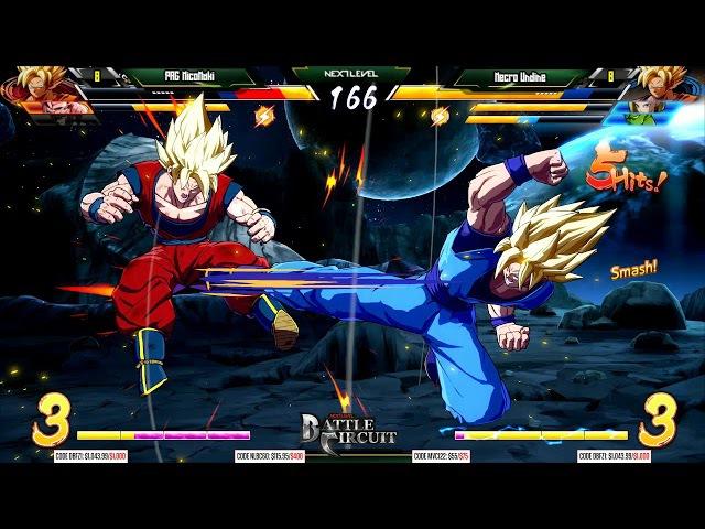 NLBC v 103 Dragon Ball FighterZ Part 4 1080p 60fps TIMESTAMP