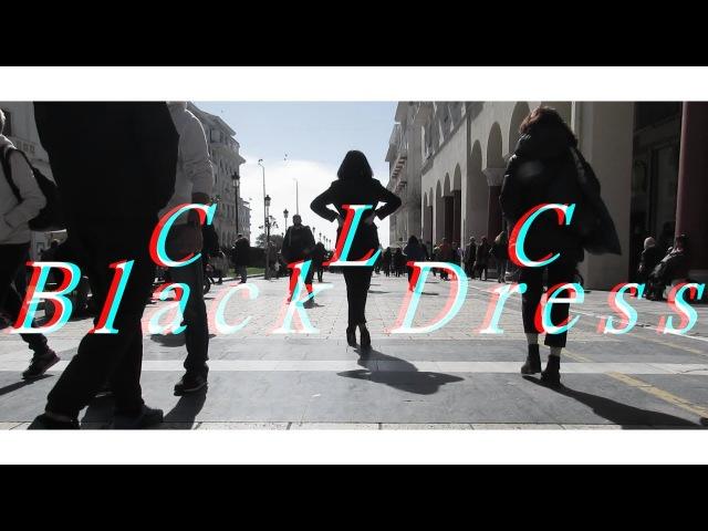 [IN PUBLIC wearing HIGH HEELS] CLC (씨엘씨) - Black Dress (블랙드레스) | Dance cover [M A R I A N N A]