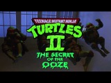 TMNT II Secrets Of The Ooze 1991 - Actual Full Movie