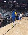 Golden State Warriors on Instagram Gettin warm
