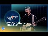 Ryan OShaughnessy - Together - Ireland - Grand Final Eurovision 2018 Евровидение Ирландия Финал