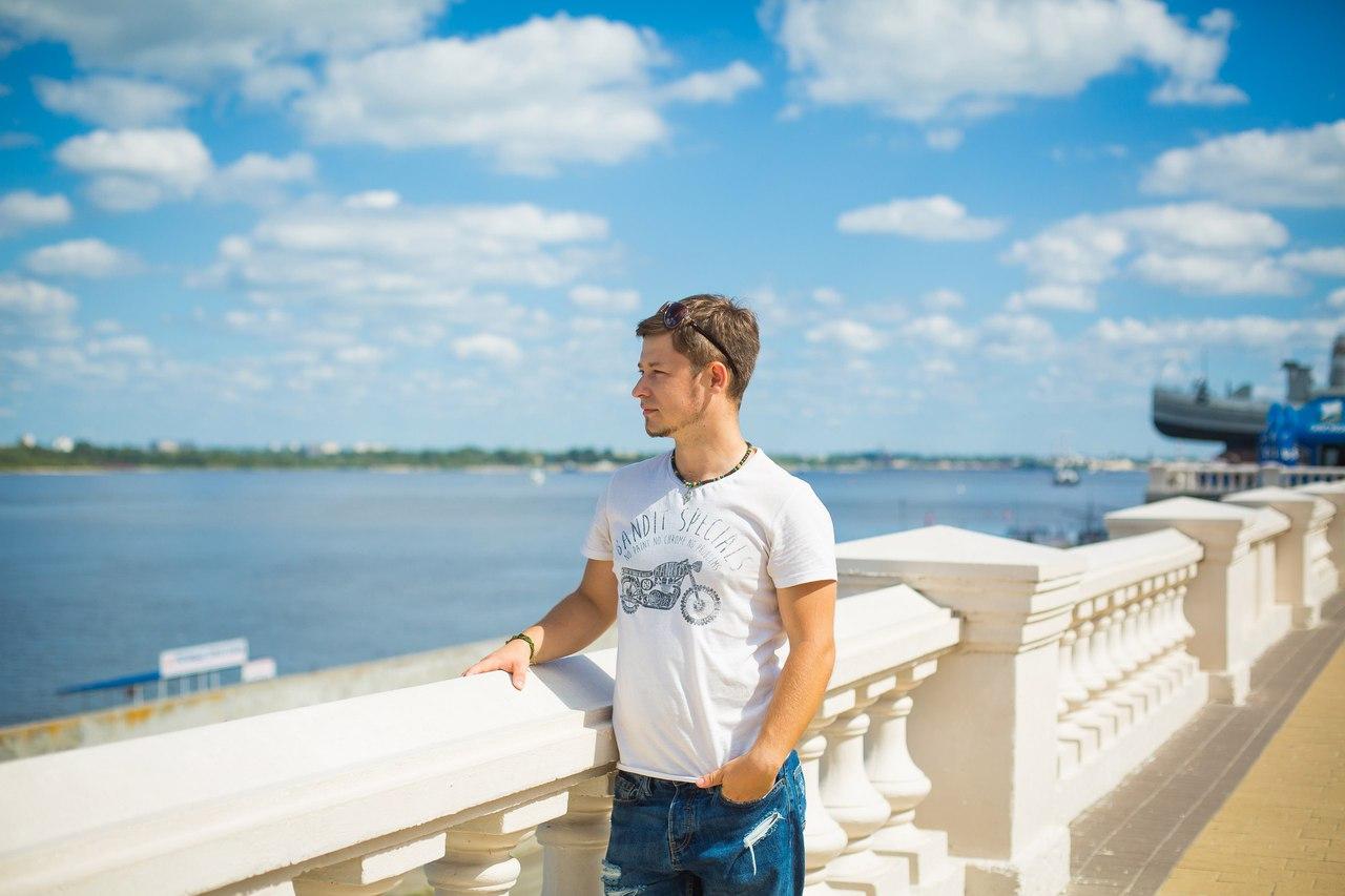 Руководитель благотворительного фонда Крылья жизни Василий Коптев