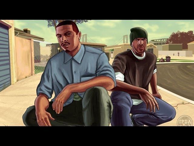 Grand Theft Auto: San Andreas All Cutscenes (Game Movie) PC 1080p 60FPS
