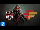 Empire vs Effect Game 2  PGL DOTA2 OPEN Highlights Dota 2
