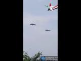 Два самолета Т-50 прибыли на Хмеймим, 21.02.18