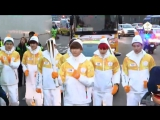 [VK][13.01.2018] Pyeongchang 2018 Olympic Torch Relay Live Day 74
