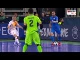 08.02.18 | Чемпионат Европы 2018 | Футзал | Казахстан  - Испания | Zhamankulov 5-5