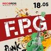 F.P.G - PunkJazz | 18.05 | Records Music Pub