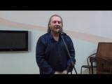 Геннадий Самойлов в б-ке Горького (ул.Тимирязевская) 06.01.2018