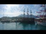 galleon pirate ship