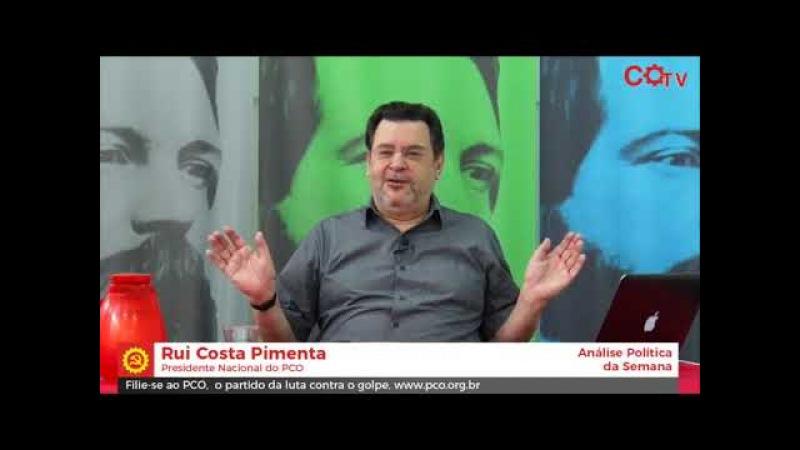 Por Rui Costa Pimenta, Ciro Gomes, o engana trouxa