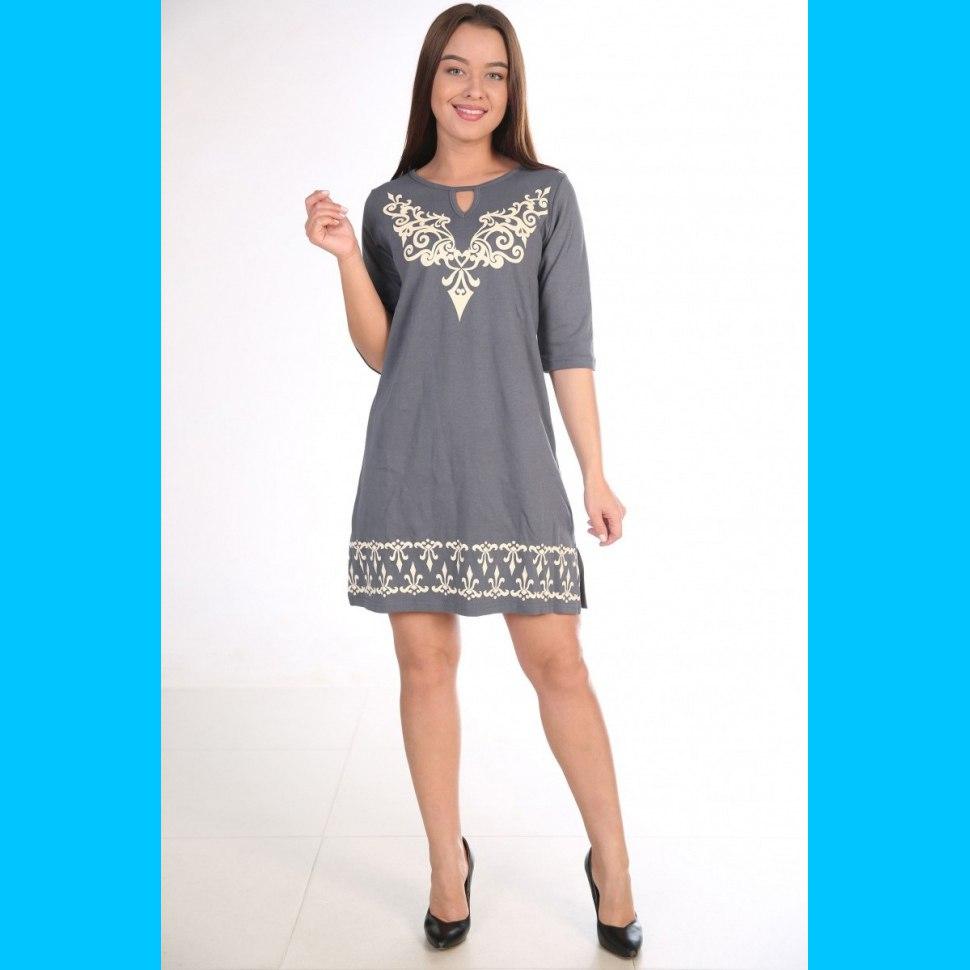 Платье трикотажное Чарита