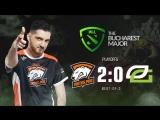 Virtus.pro 2:0 OpTic Gaming, bo3. The Bucharest Major 2018