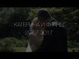 Катерина и Франц .Свадебный ролик | Видео. Ирина Леонтьева.