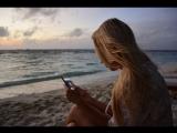 Макияж SMOKY EYES для фотосессии на Мальдивах