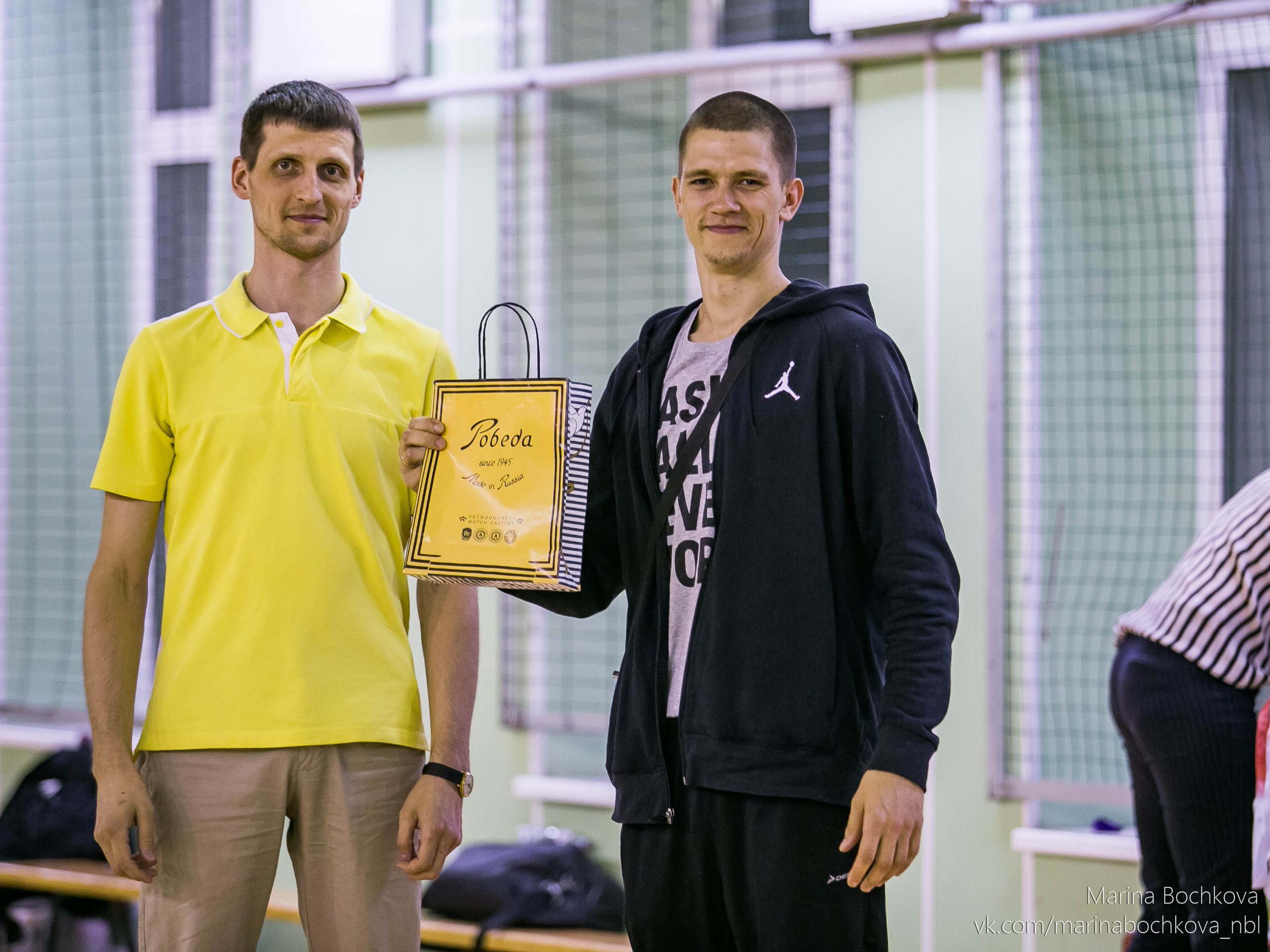 Григорий Кондаков – MVP Дивизиона Будни НБЛ сезона 2017-2018
