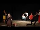 Соня Тесленко 2 драматический с песней Жака Бреля La valse à mille temps